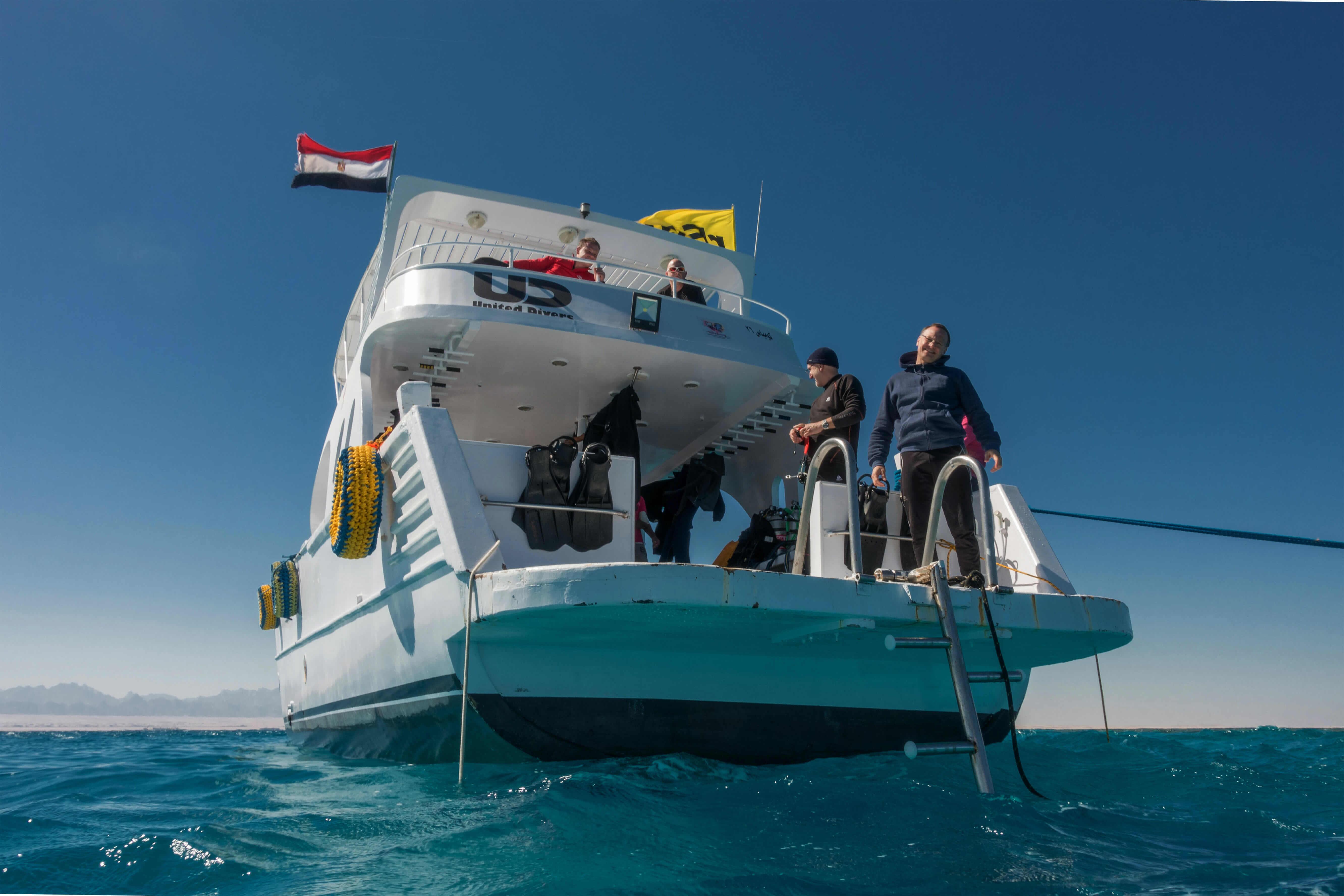 United Divers Egypt Safaga Le Compass