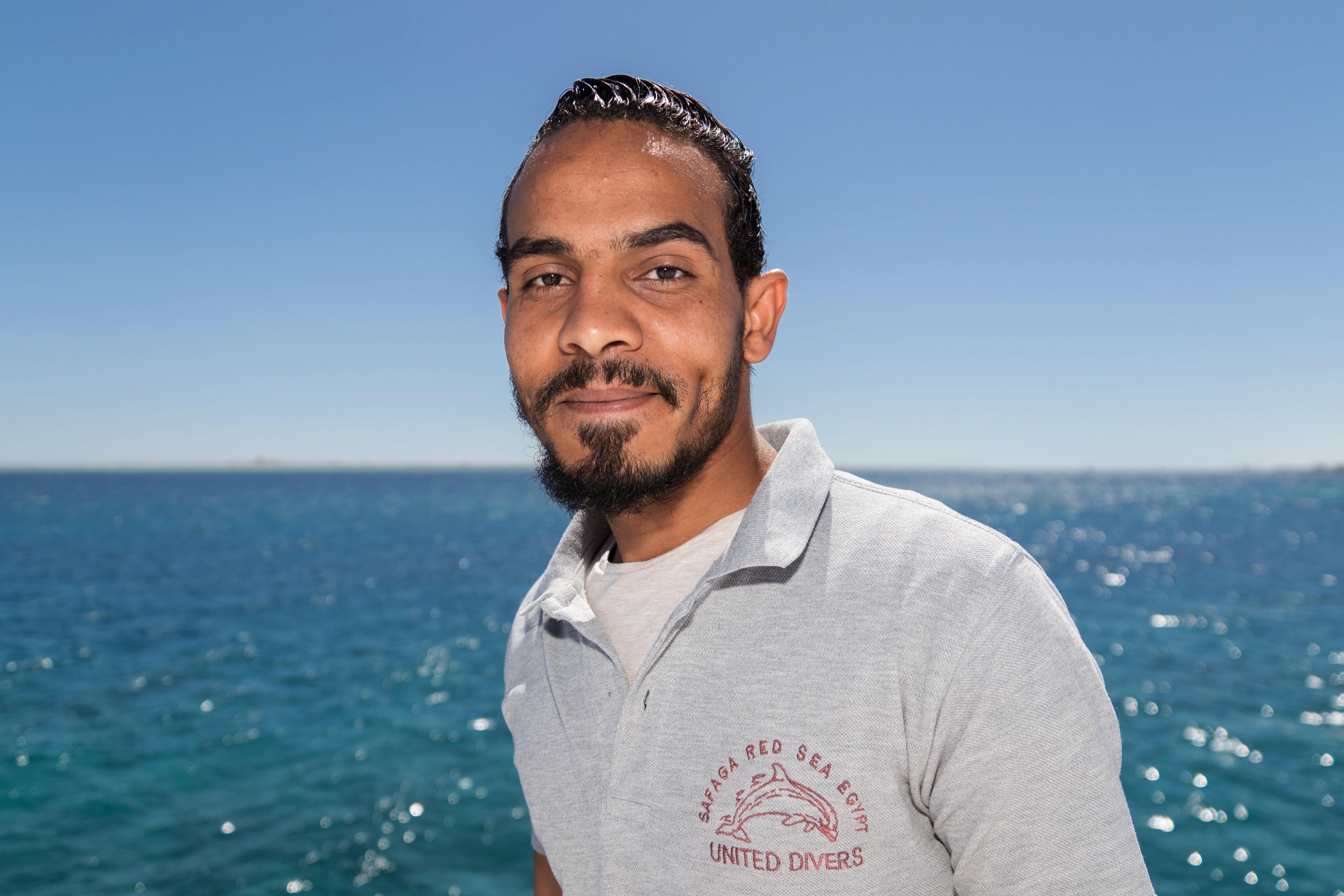 Equipage Ramadan 5 chez United Divers Egypt Safaga