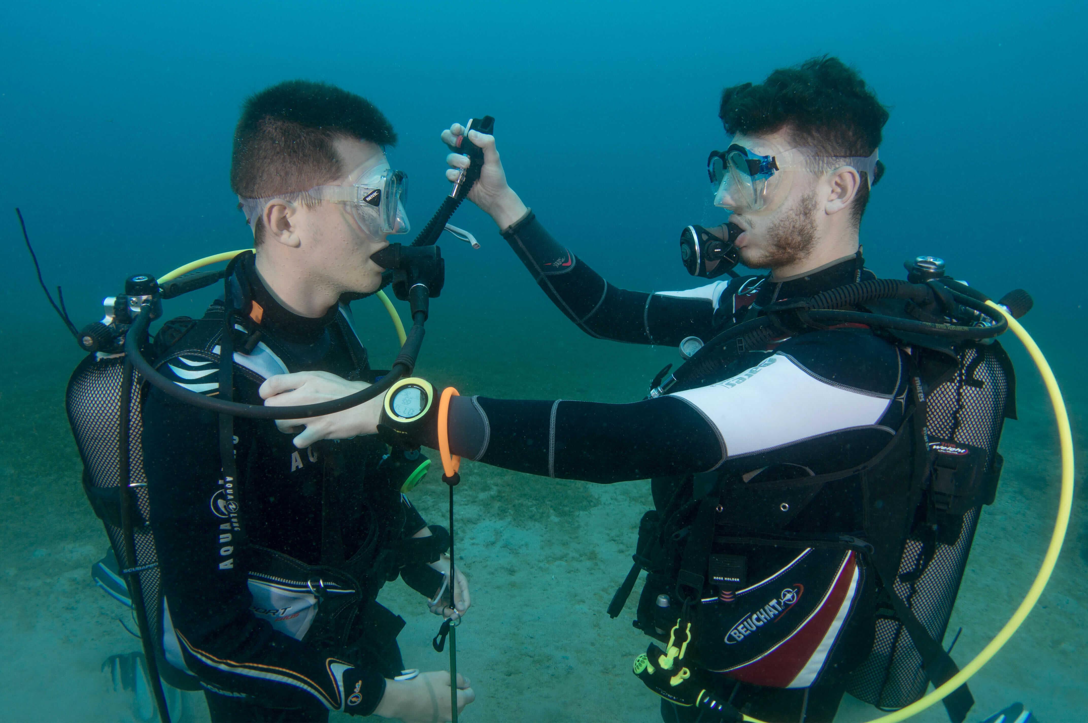 United Divers Egypt Safaga Formation Loisir FFESSM / CMAS / PADI
