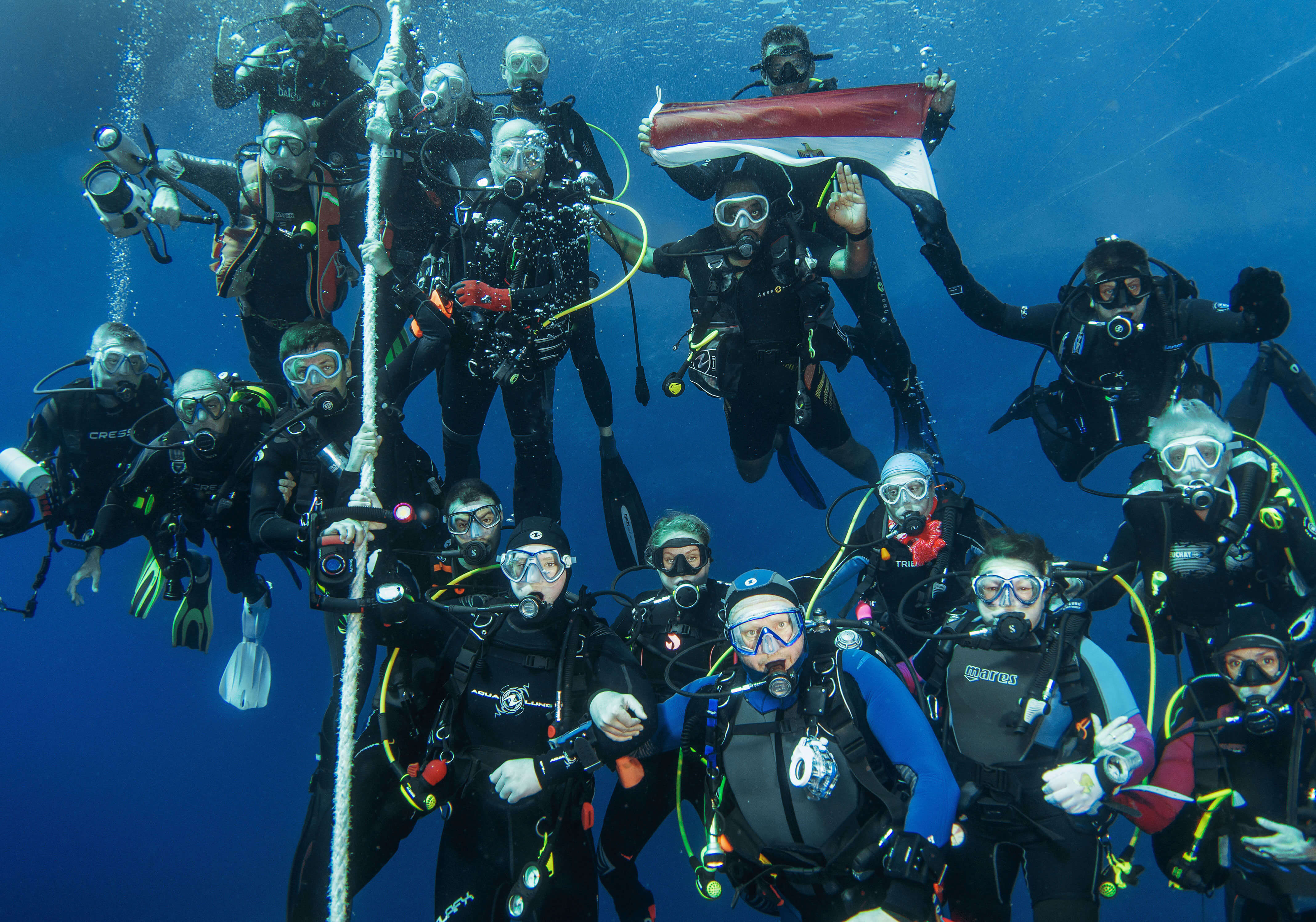 United Divers Egypt Safaga avec les clubs de plongée