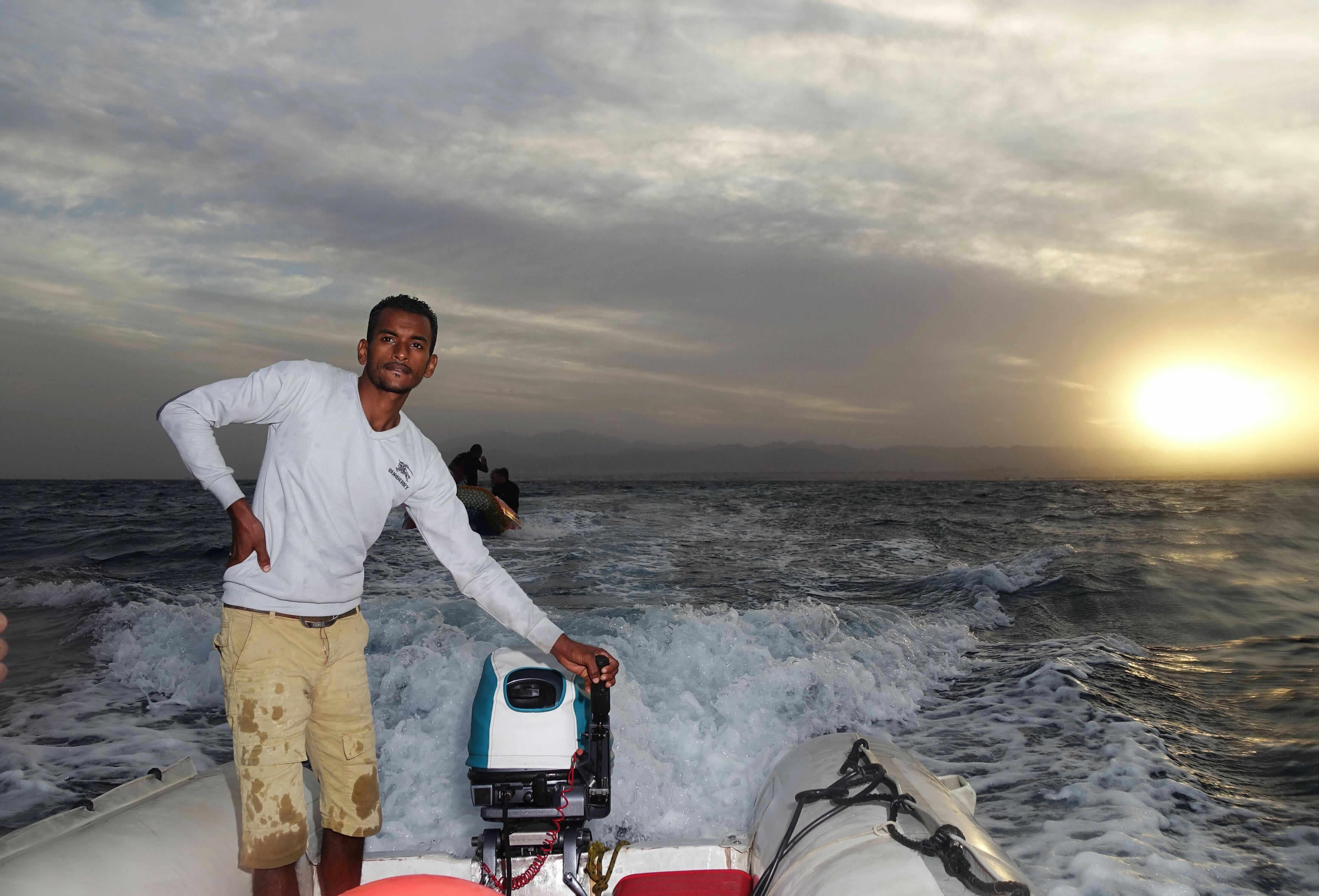 United Divers Egypt Safaga Plongée de Nuit