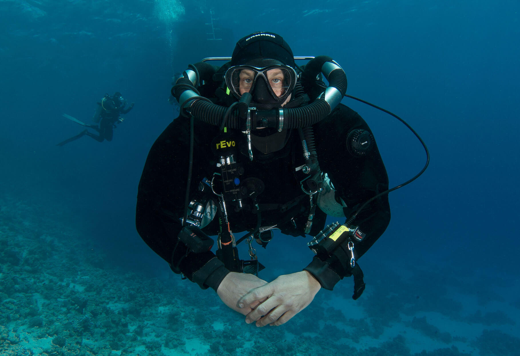 United Divers Egypt Safaga Formation Recycleur