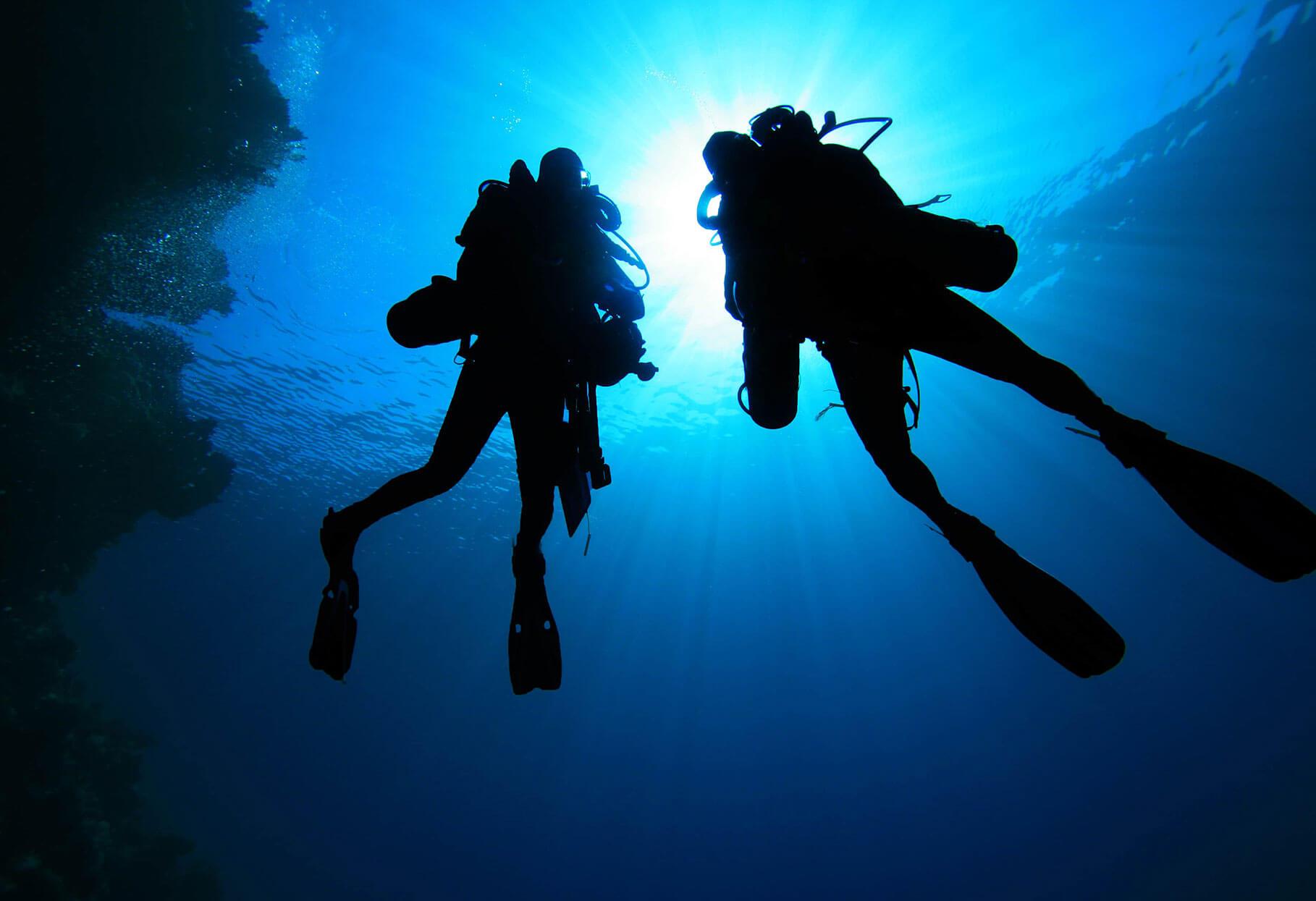 United Divers Egypt Safaga Formation Tek Nitrox