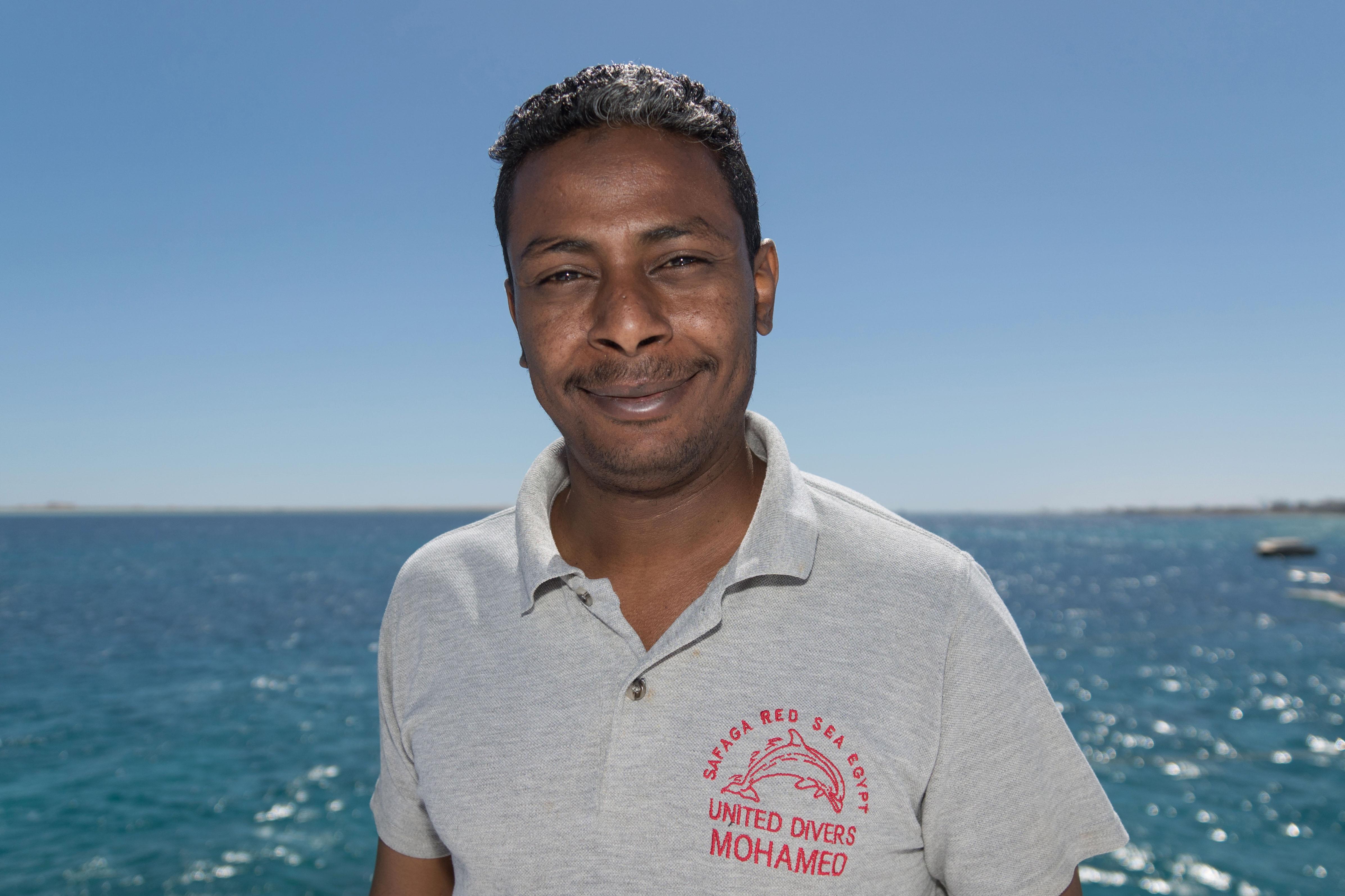 Cuisinier à bord du Ramadan 3 chez United Divers Egypt Safaga