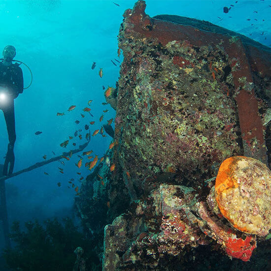 United Divers Egypt Safaga Croisiere Perles du Nord